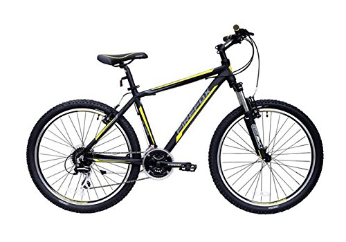 Firefox Sniper V Hardtail Bike, Kid's 26-inch (Black)