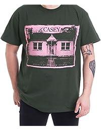 Casey House Forest Green - T-Shirt