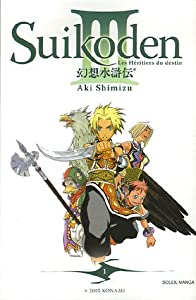 Suikoden III Edition simple Tome 1