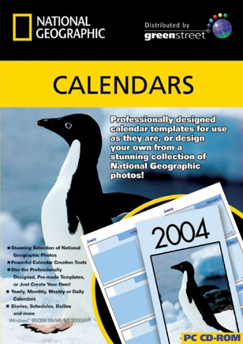 National Geographic: Calendars Test