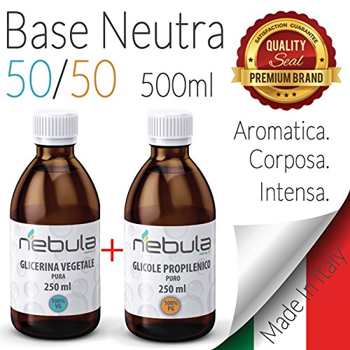 Zoom IMG-3 kit base neutra nebula 500