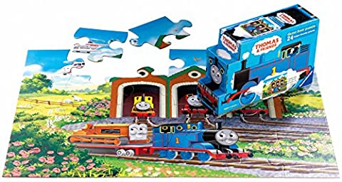 Ravensburger 5399 Thomas and Friends Shaped Box Giant Floor Jigsaw