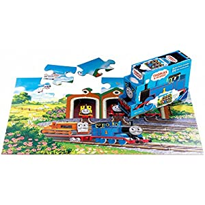 Ravensburger Thomas & Friends, Shaped Box 24pc Giant Floor Jigsaw Puzzle
