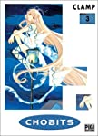 Chobits Edition simple Tome 3