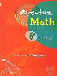 Aventure Math 6e : Programme 2005