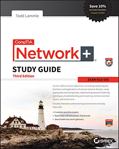 CompTIA Network+ Study Guide: Exam N10-006 (Comptia Network + Study Guide Authorized Courseware) (English Edition)