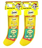 Dreamies Christmas Cat Stocking (2 X Stockings)