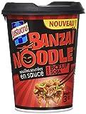 Lustucru Banzaï Noodle Bœuf Soja - Cup 90 g