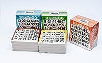 Speelgoed 360601 - Bingo Karten 500st