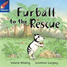 Rigby Star Independent Yellow Reader 14: Furball to the Rescue by Valerie Wilding (2003-05-09)