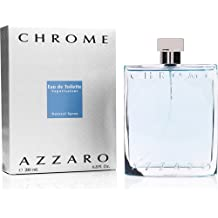 Azzaro Chrome - Eau de toilette, 200 ml