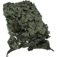 Tarnnetz, 3m x 2m, oliv, in PVC Beutel verpackt