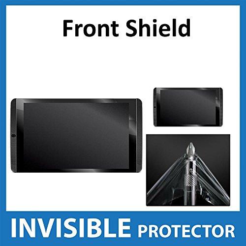 NVIDIA SHIELD K1Tablet Bildschirmschutzfolie unsichtbar vorne Shield Military Grade Schutz Exklusiv von Ace Fall