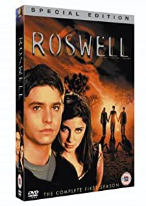 Roswell - Season 1 [DVD] [2000]