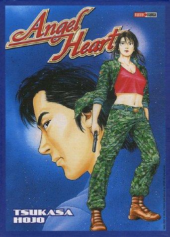 Angel Heart - Coffret 1 par HOJO Tsukasa / HÔJÔ Tsukasa