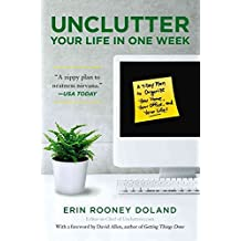 [(Unclutter Your Life in One Week)] [By (author) Erin Rooney Doland ] published on (December, 2010)