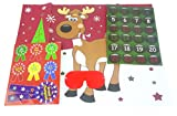 Pin the Nose on the Reindeer Party Game Set