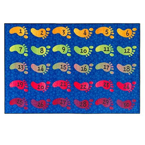 flagship-carpets-conteggio-piedi-tappeto-easy-cost-easy-care-lavabile-collection-per-bambini-aule-sc