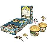 48-teiliges Disney Muffins-Deko-Set Jake und die Nimmerland Piraten