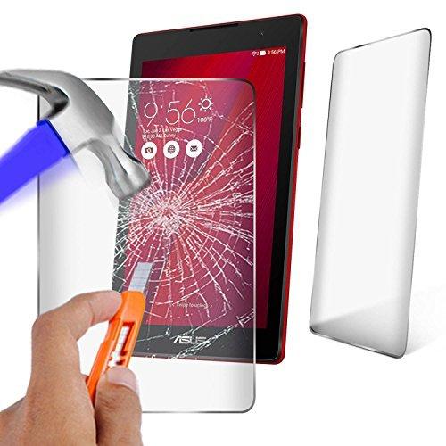 """Preisvergleich Produktbild N4U Online - Original Gehärtetes Glas-schutzfolie Für Asus ZenPad Z170C 7"""" Tablette"""