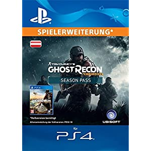 Tom Clancy's Ghost Recon Wildlands Season Pass [PS4 Download Code – österreichisches Konto]