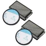 Awinker Kit de Filtro de Espuma y Filtro HEPA para Aspiradoras Rowenta ZR005901 Compact Power Cyclonic RO3753EA, O3718EA,...
