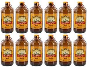 Bundaberg Ginger Beer 375 ml (Pack of 12)