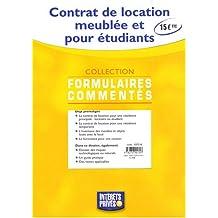 Superior Contrat De Location Meublée Et Pour étudiants