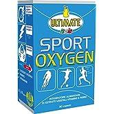 Ultimate Italia Sport Oxygen Integratore di Vitamine e Fetto - 30 Capsule - 519XdmbcX6L. SS166