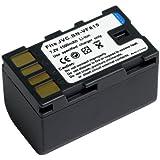 JVC BN-VF815 remplacement de la batterie (Aucun fil), Haute Capacité 800mAh - by Eclipse