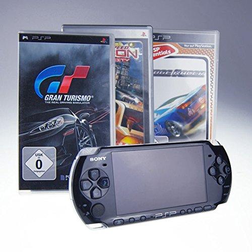 Gran Turismo + Need for Speed + Ridge Racer (inklusive Ladekabel) ()