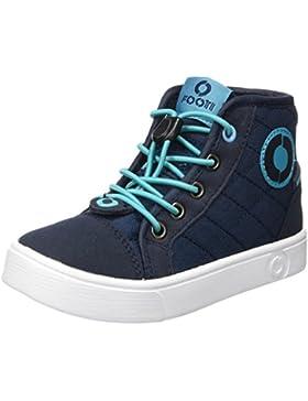 FOOTI Unisex-Kinder Porfyr Hohe Sneaker