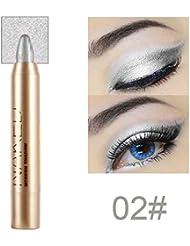 ROPALIA Professionnel Maquillage Crayon pour Les Yeux Fard à Paupières Eye Shadow & Liner Combinaison Maquillage...