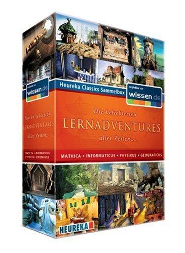 Heureka Classics Lernadventures Wissen.de Sammelbox (PC)