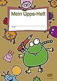 Mein Upps-Heft: Schülerarbeitsheft zur Fehlerkorrektur mit FRESCH (3. und 4. Klasse) (Fit trotz LRS - Grundschule)