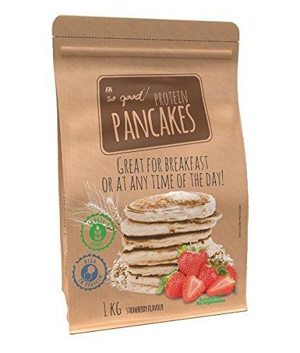 FA So Good Protein Pancakes 1kg Fragola Formaggio cremoso - Cremoso Fragola