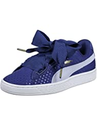 Puma Basket Heart Denim W Calzado blue