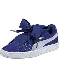 Puma Basket Heart Denim W chaussures