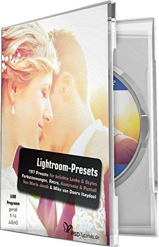 Lightroom-Presets für Fotografen und Bildbearbeiter (PC+Mac+Tablet)