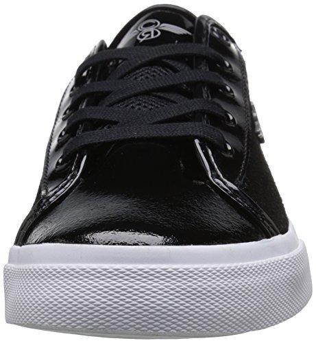 Creative Recreation Kaplan Daim Baskets black white padded