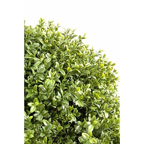 arbuste artificiel buis boule new h:32,5cm - h : 88