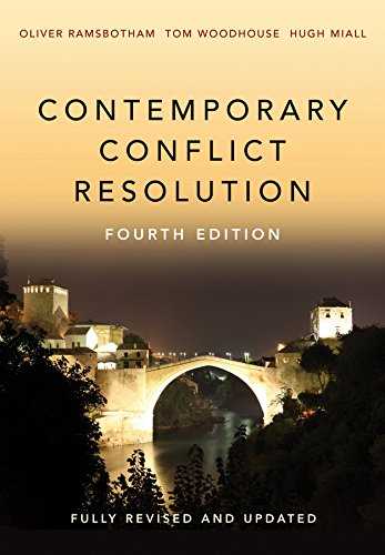 Contemporary Conflict Resolution por Oliver Ramsbotham