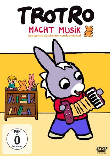 Macht Musik und weitere Geschichten vom kleinen Esel
