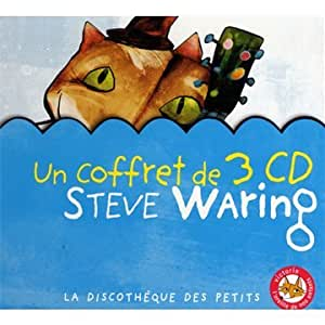 Coffret 3 CD : Steve Waring