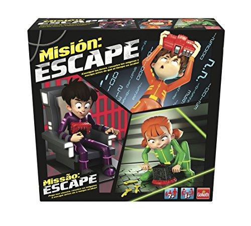 Goliath Misión Escape Games 30209