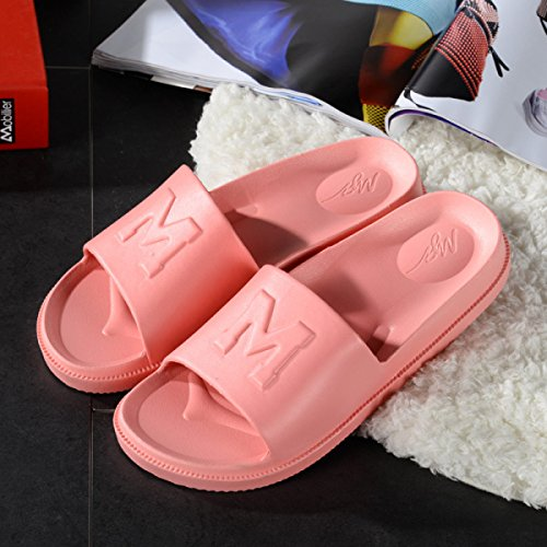 Origine Factory Coperto Piatto Rosa Al Plastica Nuove Tempo Bagno 40 Blu Stores Sala Paio 41 Scivolare 36 Pantofole In Libero Reception Un Fondo Da 37 Di fnU7wfvqa