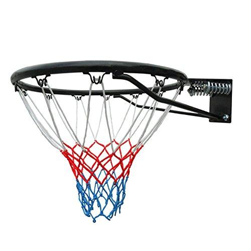 Ancheer Basketballkorb mit Netz,Durchmesser:45cm