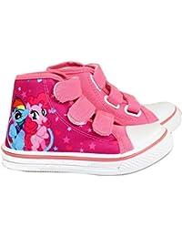 1565d45ac32ec EVRYLON Scarpe Bambina Sneakers My Little Pony Modello Converse con Strappi  tg 30