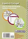 Image de Mini Atlas España & Portugal (Atlas de carreteras Michelin)