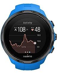 Suunto, Spartan Sport Wrist HR, Femme Montre GPS Multisport pour Athlètes, 12h d'autonomie, Étanche jusqu'à 100 m, Cardiofréquencemètre, Écran tactile